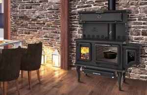 J.A. Roby Cicero Wood Cookstove