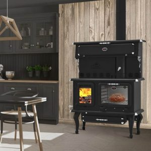 J.A. Roby Cook Wood Cookstove
