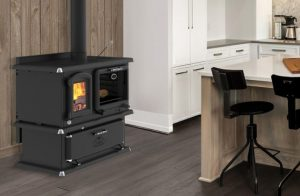 J.A. Roby Elda Wood Cookstove