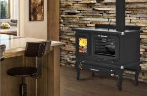 J.A. Roby Marmiton Wood Cookstove