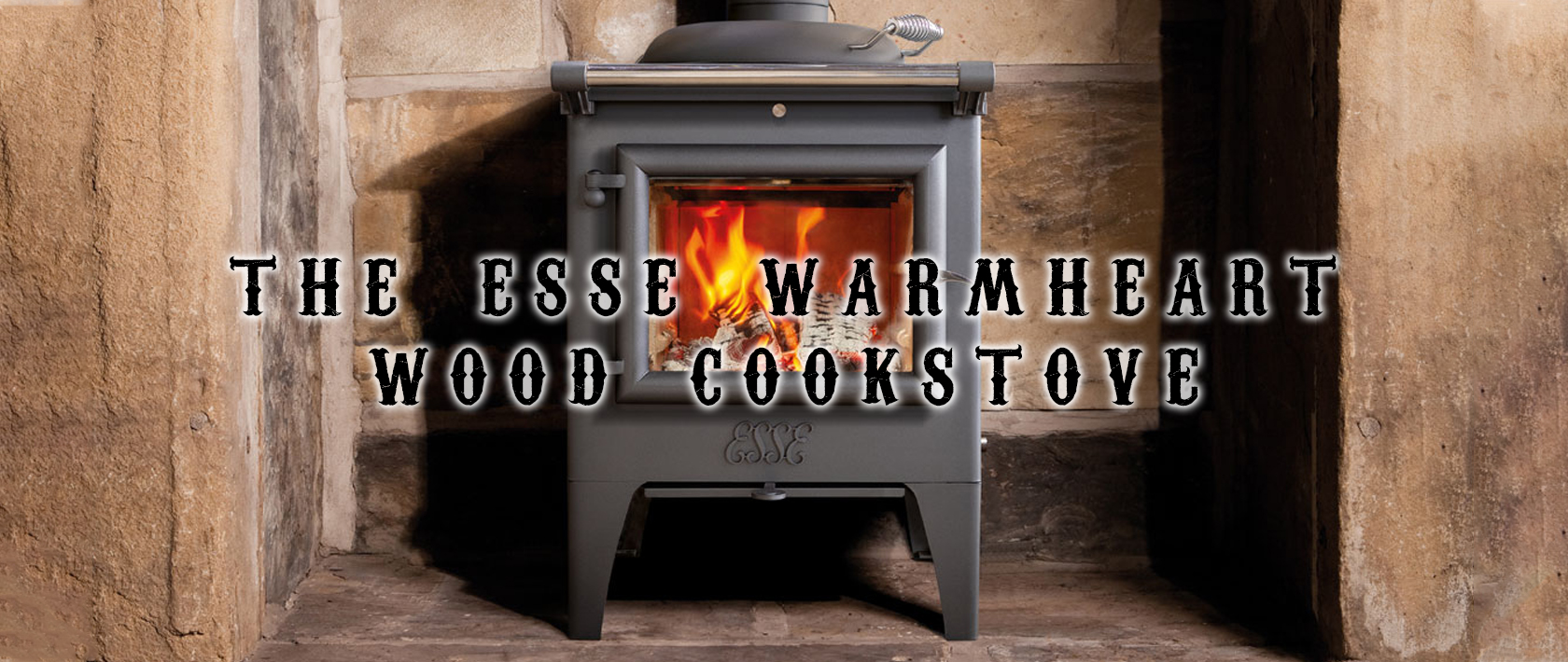 The Esse Warmheart   Cookstove Community