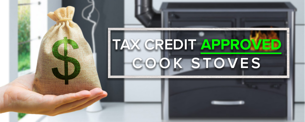 Tax Credit Approved Cook Stoves